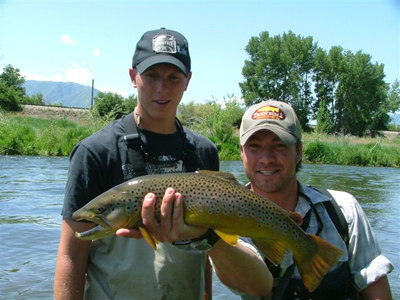 Provo river fly fishing guides provo river weber river for Green river utah fishing report