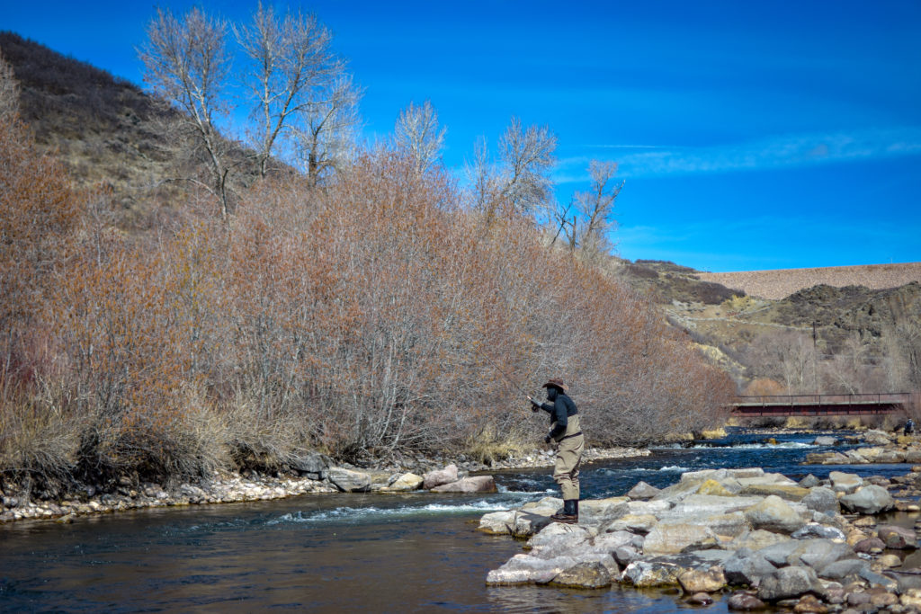 Utah fly fishing report current river conditions hatches for Green river utah fishing report