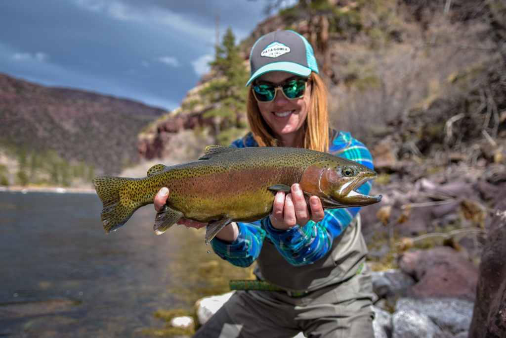Green river fishing report 03 25 2018 for Green river fly fishing report