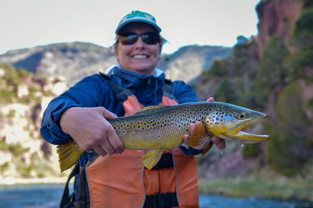 Green river fishing report 04 27 2018 for Green river fly fishing report