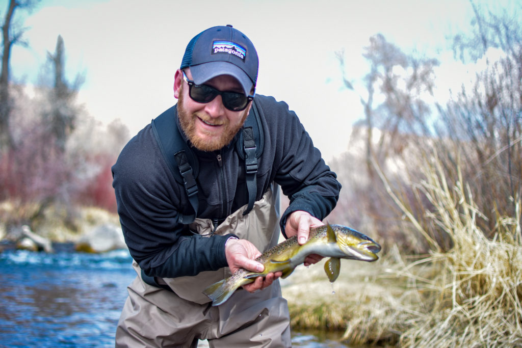 Weber river fishing reports fly fishing conditions for Weber river fishing report